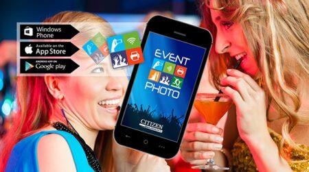Aplikacja Event Photo