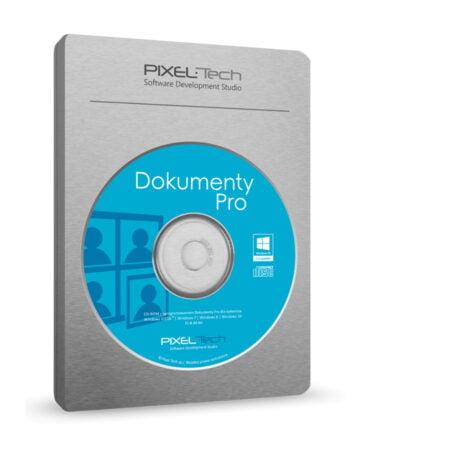 Dokumenty Pro 8 w wersji pudełkowej