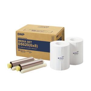 Papier DNP DS620A 15x20 400 szt