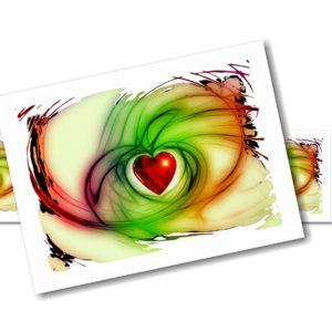 Drukowanie spersonalizowanych pocztówek