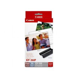 Papier pocztówkowy Canon KP-36IP