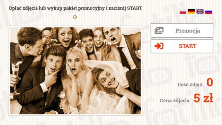 Fotillo - program do fotobudki na pieniądze