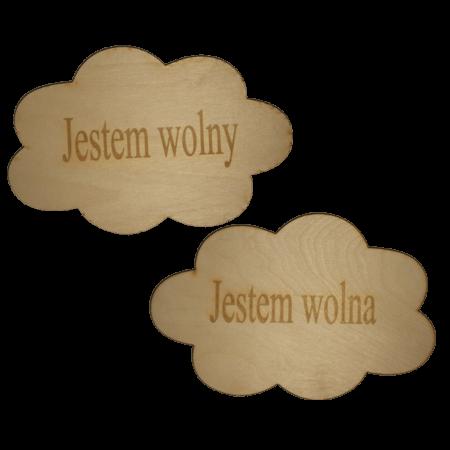 Drewniane tabliczki do fotobudki