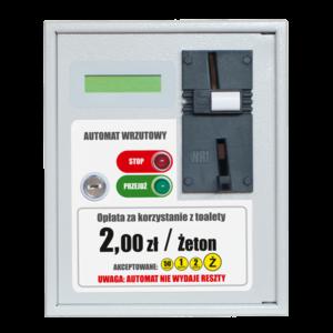 AC1-MASTER OD Urządzenie do poboru opłat